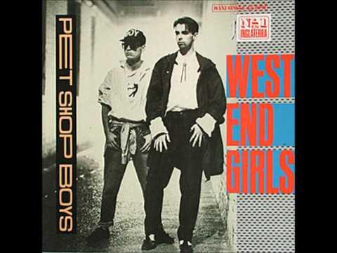 West End Girls - Pet Shop Boys lyrics