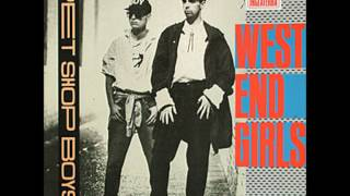 West End Girls - Pet Shop Boys lyrics