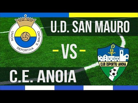 JORNADA 12: San Mauro - Anoia