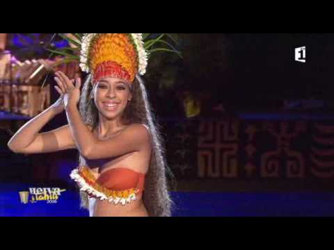 Meilleure danseuse - HITIREVA - Hinatea Ristorcelli - Heiva i Tahiti 2016