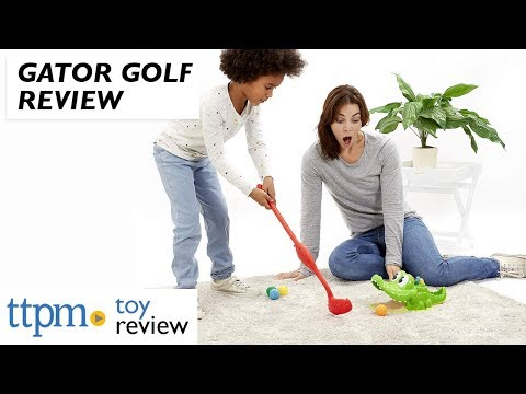 Gator Golf Game Review From Goliath Games