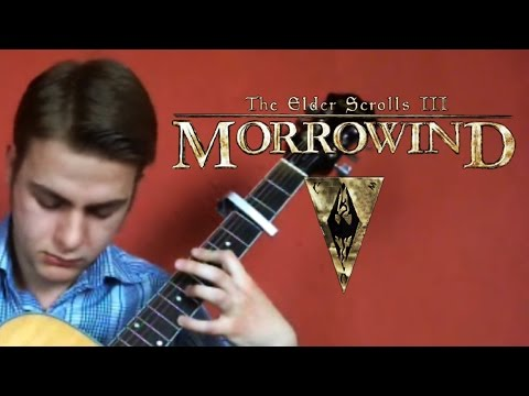Morrowind - The Road Most Travelled Guitar Cover