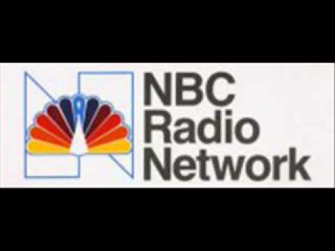 NBC Radio Network News Sounder 1975 - 1985