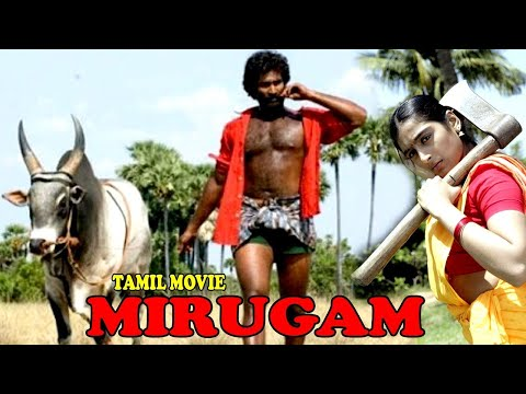 Tamil Superhit Movie - Mirugam - Full Movie | Adhi | Padmapriya | Ganja Karuppu
