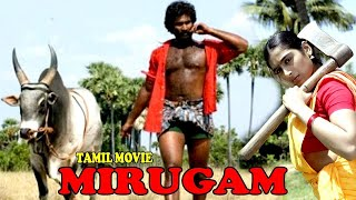 Mirugam - Tamil Superhit Full Movie | Adhi | Padmapriya | Ganja Karuppu