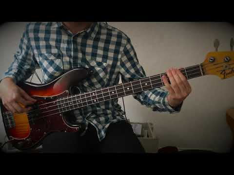 Approach notes  - simpel jazz blues (bas)