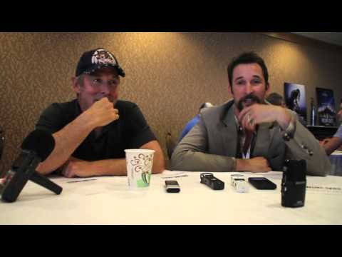 Noah Wyle And Will Patton Talk 'Falling Skies' With Press At Comic-Con 2013