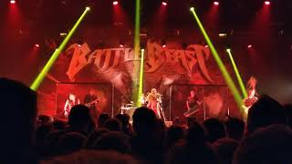 Battle Beast - Raise Your Fists (Live at Helsinki 2019)