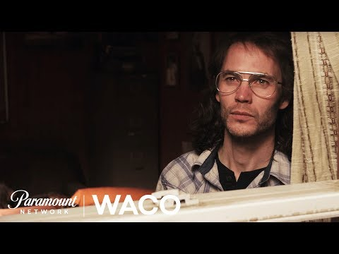'Showtime' - Official Opening Scene | WACO | Paramount Network