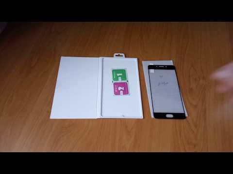 Защитное стекло для Meizu M6 Note (Screen Protector)