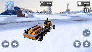ATV Quad Bike Cargo Transport Simulator - Gameplay Android game - ATV Quad Bike Game