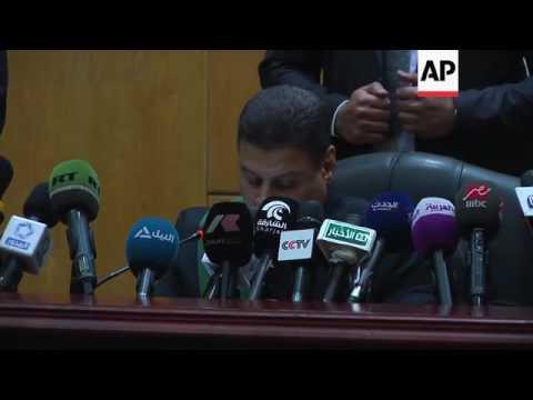 Verdict postponed in Morsi trial in Cairo