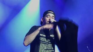 linkin Park - Invisible / Waiting For The End - One More Light World Tour 2017 - 4K