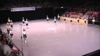 2000音樂事務處步操管樂團比賽 佛教茂峰法師紀念中學步操樂