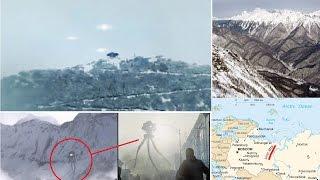 挑戰新聞軍事精華版--引狼入室? 俄國讓外星人在烏拉山建立UFO基地
