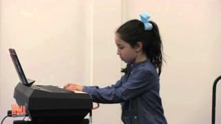 Gabriella Azoulay - Frere Jacques - LIVE @ WIMA CSL