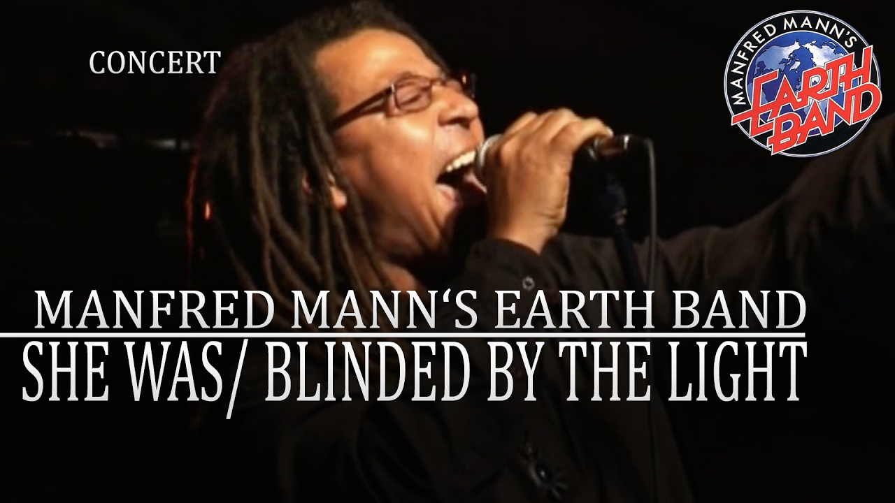 Manfred Mann S Earth Band She Was Blinded By The Light Burg Herzberg 2005 Official