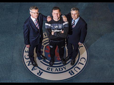 Rangers Q&A: Stewart Robertson on Graeme Murty, Rangers' recruitment process and Mark Allen
