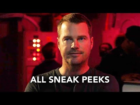 NCIS: Los Angeles 9x22 - Oops, Callen Ghosted Anna! from YouTube · Duration:  1 minutes 3 seconds