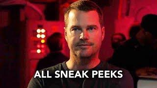 NCIS: Los Angeles Season 11 All Sneak Peeks (HD)
