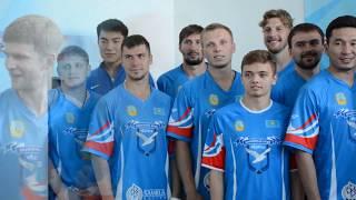 Презентация команд сезон 2017-2018