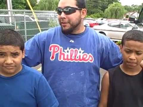 Philadelphia truck driver buys mini van for family driving at The Auto Credit Company