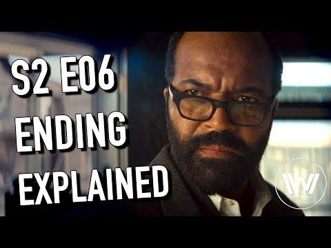 Westworld Season 2 Episode 6 Ending Explained