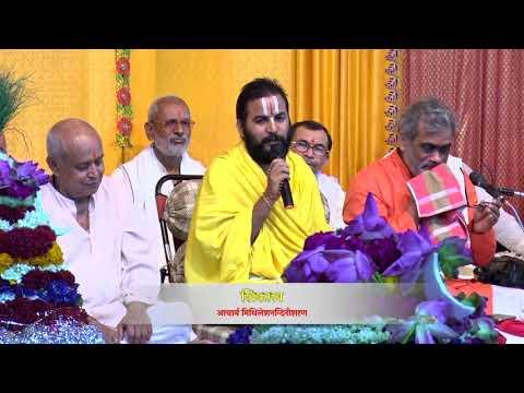 Shiva Tattva explained by Acharya Mithilesh Nandini Sharan Ji , Ayodhya