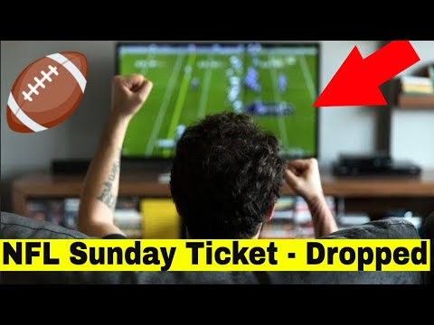 NFL Sunday Ticket Review - NFL Sunday Ticket No Longer With At&T/ DirecTv Now