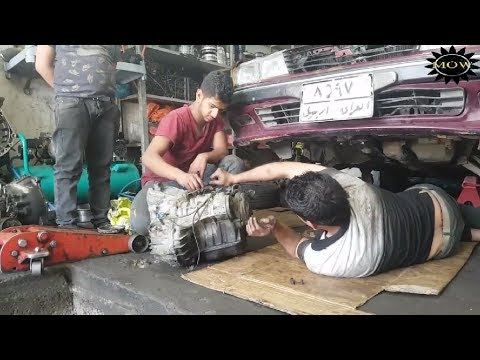 More Than 7000 Auto Repair Shops In Erbil Kurdistan Part 1