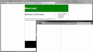 HTML Training - 29 - Table Layouts