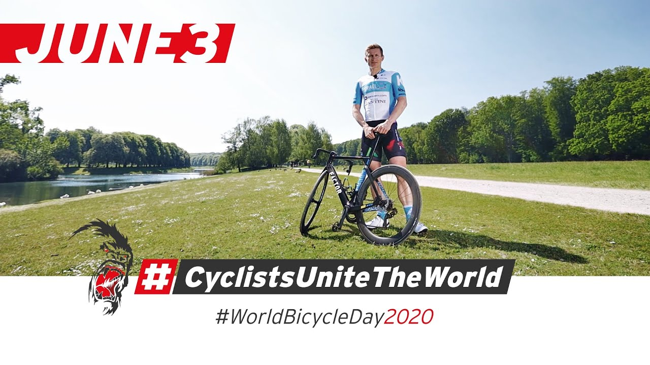 Cyclists Of The World Unite