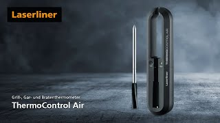 Thermometer - Innovation - ThermoControl Air - 082.425A