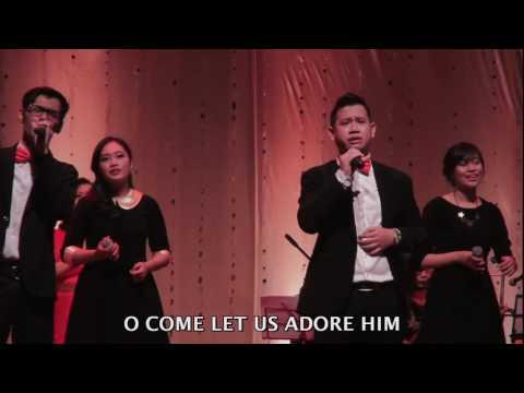 Agnus Dei - Adore Him - PengorbananMu Sempurna | Aletheia Christmas Eve