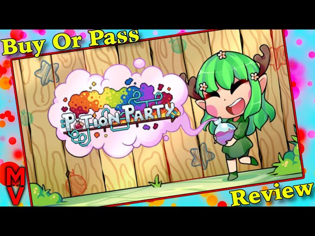 Potion Party Review || Buy or Pass Quick Game Review || MumblesVideos