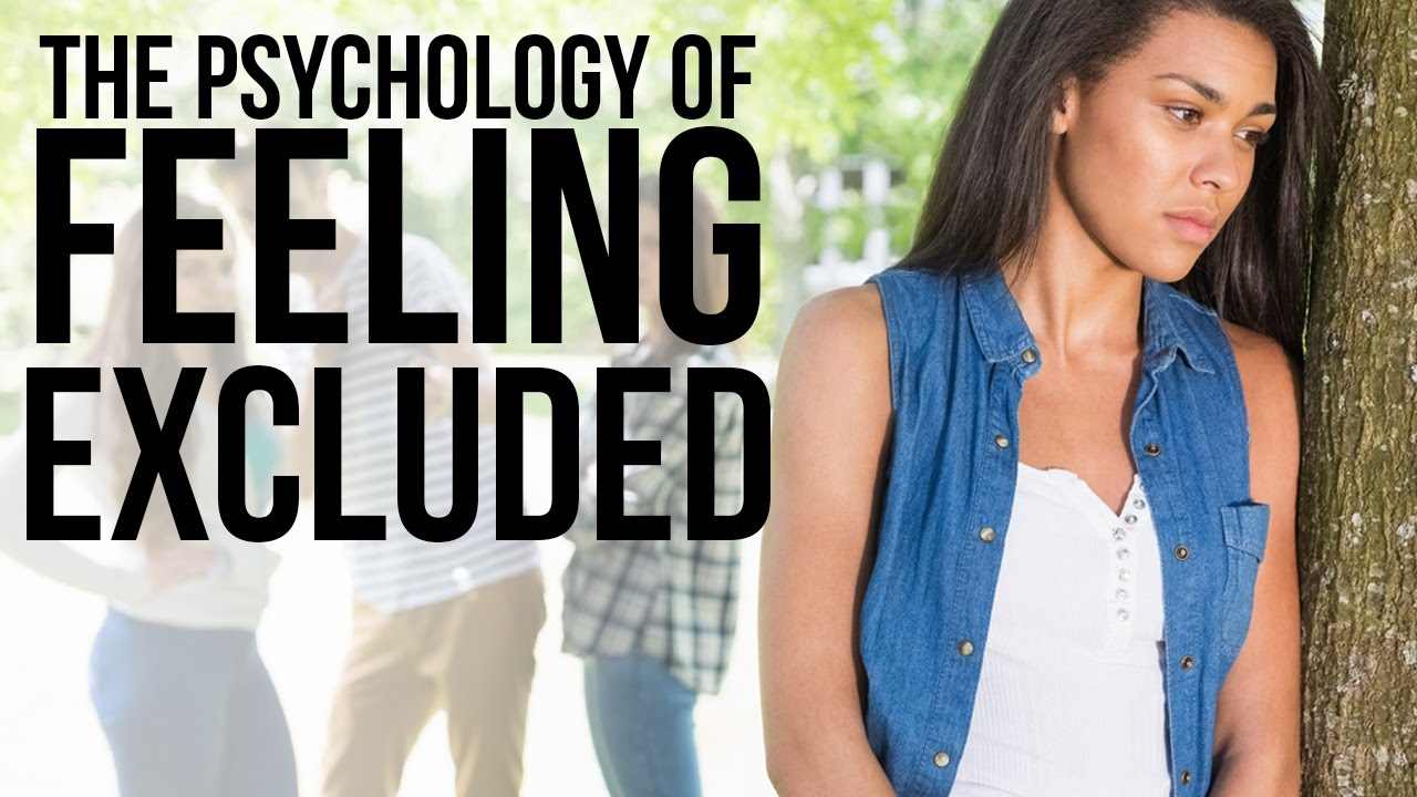 The Psychological Effects of Feeling Excluded | Social Psych Online