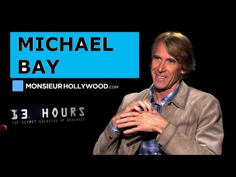Michael Bay, exclusive interview,