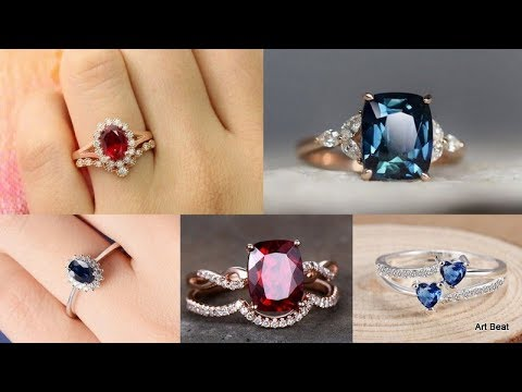 Latest Beautiful Gold Rings Designs Daily Wear Rings 2020 Youtube