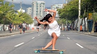 "[RAW] Lado ""B"" do vídeo Ana Maria Suzano ""Dancing, Freestyle, Freeride & Downhill"""