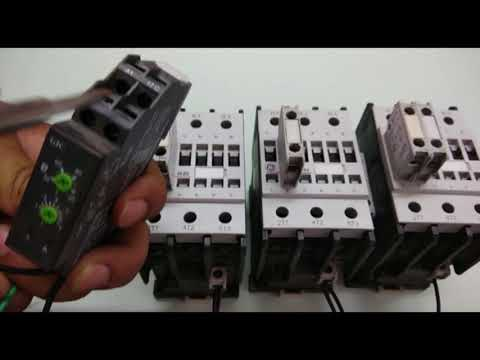 Learning Star Delta Control Wiring