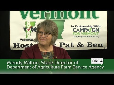 Wendy Wilton: New State Director of U.S. Dept. Agriculture Farm Service Agency