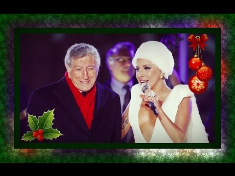 Lady Gaga & Tony Bennett - Winter Wonderland - Christmas in Rockefeller Center 2014