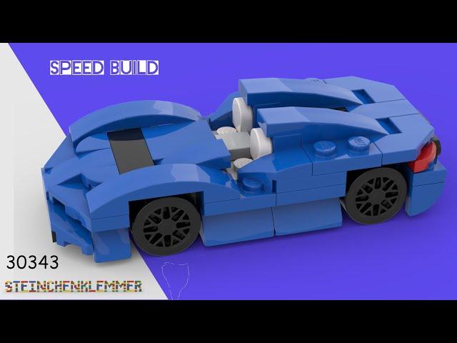 30343 McLaren Elva | Speed Build