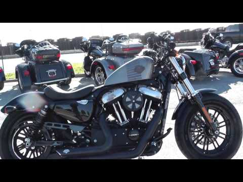 424772 – Harley Davidson Sportster 1200 – 48 XL1200X – Used motorcycle for sale