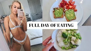 WHAT I EAT IN A DAY | Healthy & Easy Meals