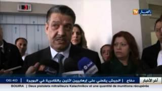 صحة : شراكات مستقبلية بين الجزائر و تونس في صناعة الأدوية و تكوين الأطباء