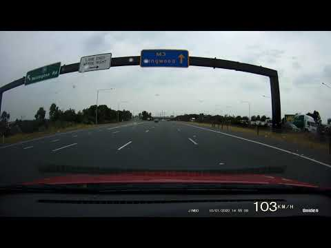 Uniden Dash Cam Igo 80 Day Test. 4k