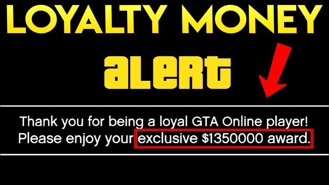 Rockstar Giving More Free Money Than Expected New Loyal Gta Online Player Bonus Explained