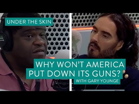 Why Won't America Put Down Its Guns? | Under The Skin with Russell Brand