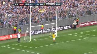 Dublin v Kerry: All-Ireland Football Semi-Final 2013, Last 8 Minutes of Play